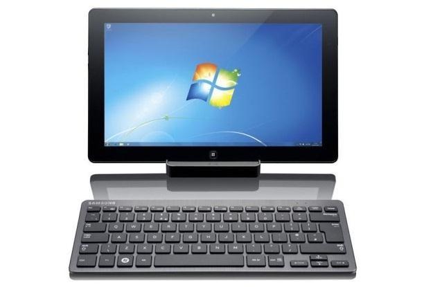 Samsung Slate PC to hybrydowy tablet z Windowsem 7 /materiały prasowe