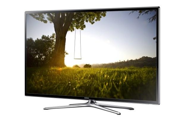 """Samsung Smart TV 55"""" F6320 /materiały prasowe"""