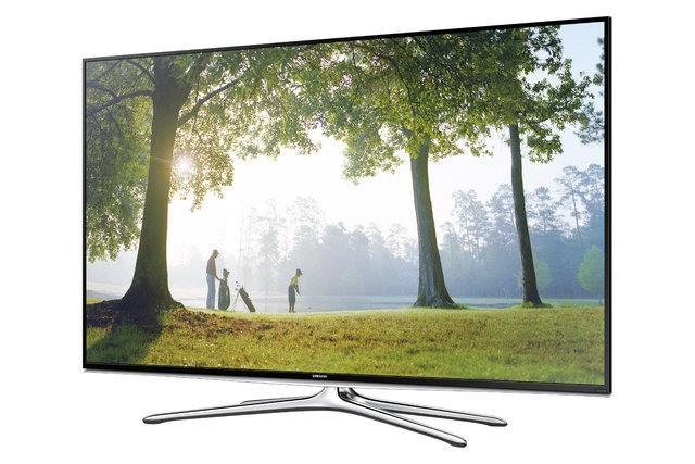 Samsung Smart TV Slim LED 3D model H6200 /materiały prasowe