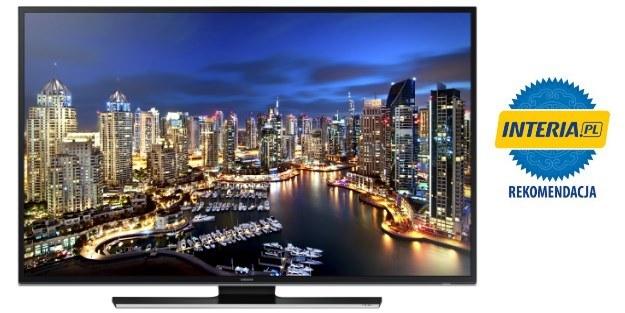 Samsung Smart TV UE55HU6900 otrzymuje rekomendację serwisu NOWE TECHNOLOGIE INTERIA.PL /materiały prasowe