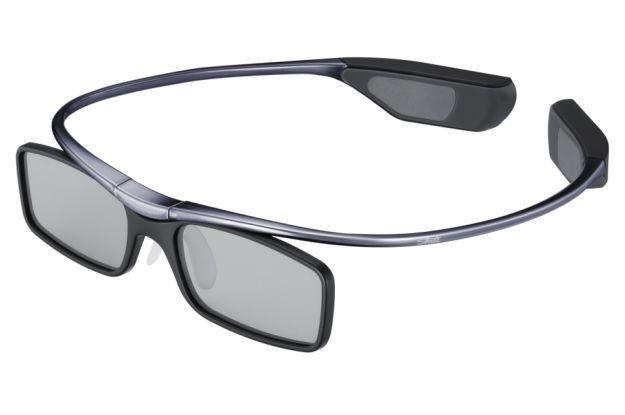 Samsung SSG-3700CR - okulary 3D dla osób z wadą wzroku /materiały promocyjne