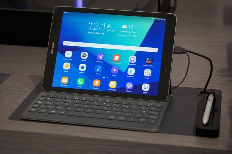 Samsung Tab S3 - premiera na targach MWC 2017 /INTERIA.PL