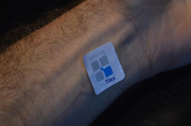 Samsung TecTiles już wkrótce trafią do sprzedaży /materiały prasowe