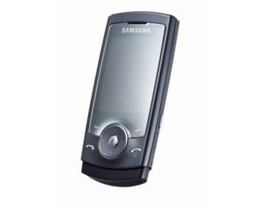 Samsung U600 - prawie jak kamień szlachetny