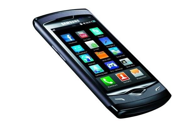 Samsung Wave S8500 /materiały prasowe