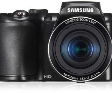 Samsung WB100 - 26-krotny zoom i ultraszerokokątny obiektyw