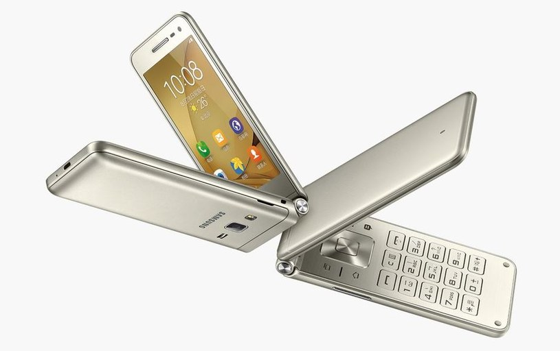 Samsung wciąż wierzy, że telefony z klapką mają przyszłość /materiały prasowe