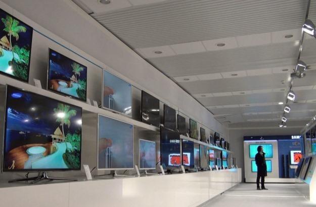 Samsung zaprezentował wszystkie linie swoich telewizorów /materiały prasowe