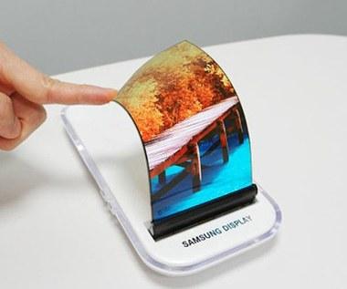 Samsung zaprezentuje elastyczny smartfon w przyszłym roku?