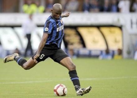 Samuel Eto'o wyprowadził Inter Mediolan na prowadzenie /AFP