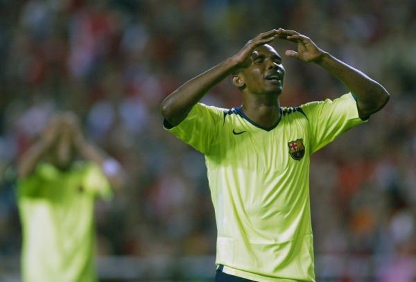 Samuel Eto'o /AFP