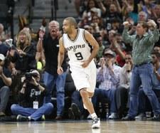 San Antonio Spurs wyrównali rekord Boston Celtics