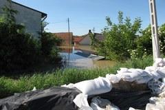 Sandomierz przegrywa walkę z wielką wodą