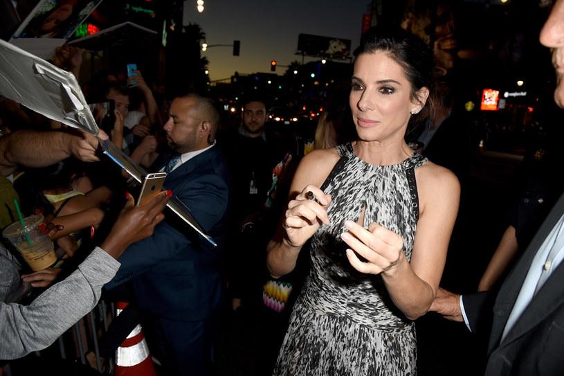Sandra Bullock /Getty Images