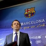 Sandro Rosell, były prezes Barcelony, pozostanie w areszcie