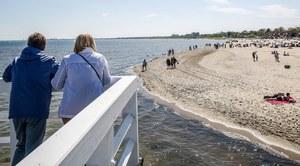 Sanepid: Woda w Zatoce Gdańskiej zdatna do kąpieli