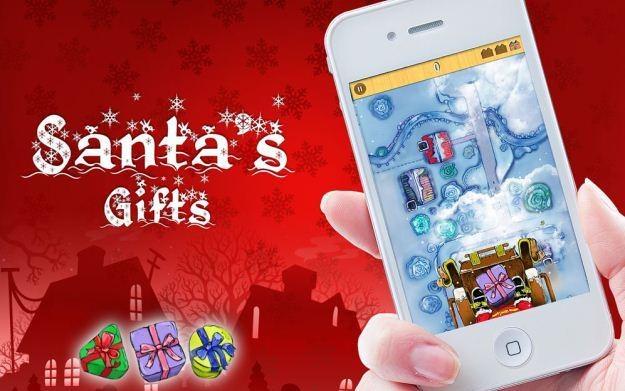Santa's Gifts - motyw graficzny /Informacja prasowa