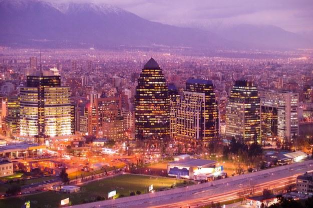 Santiago de Chile /123/RF PICSEL