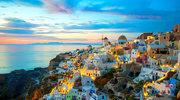 Santoryn - symbol greckich wakacji