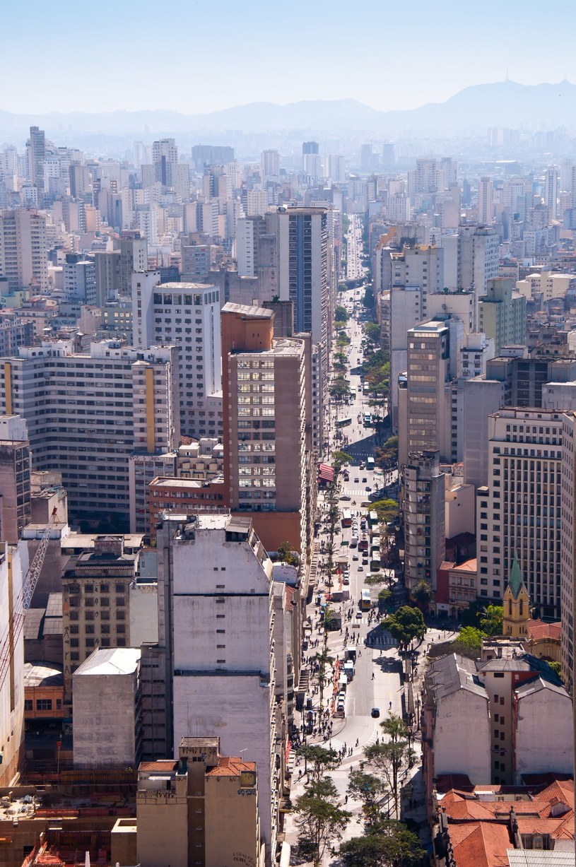 Sao Paulo z lotu ptaka /©123RF/PICSEL