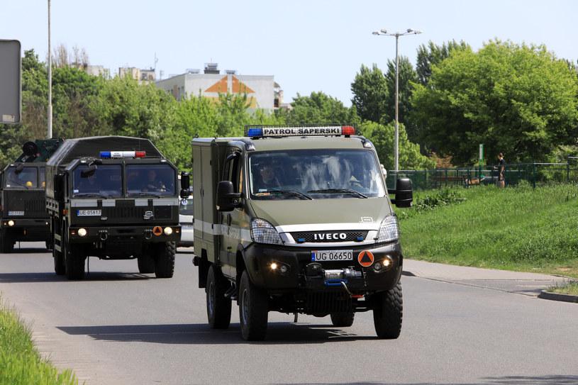Saperzy wywieźli niewybuch znaleziony przy szpitalu w Szczytnie (zdjęcie ilustracyjne) /Sławomir Kowalski / Polska Press /East News