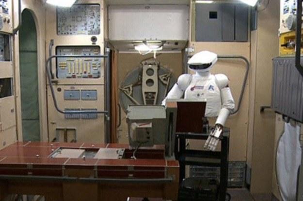 SAR-400 w 2015 r. będzie pomagał astronautom na ISS /materiały prasowe