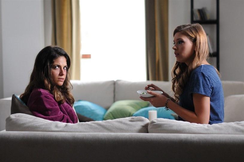 Sara zabiera do siebie Marię, aby się nią zaopiekować. /Polsat