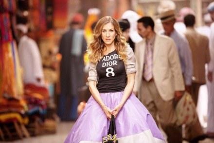 """Sarah Jessica Parker w filmie """"Seks w wielkim mieście 2"""" /materiały dystrybutora"""