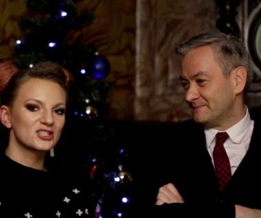 """Sarsa i Robert Biedroń razem (""""Idą święta. Rozśpiewany Słupsk"""")"""
