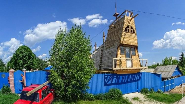 Sąsiedzi zapewne nie mogli wyjść z podziwu słysząc o planach Wasiliewicza! /materiały prasowe