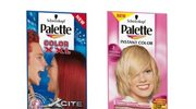 Saszetki koloryzujące Palette