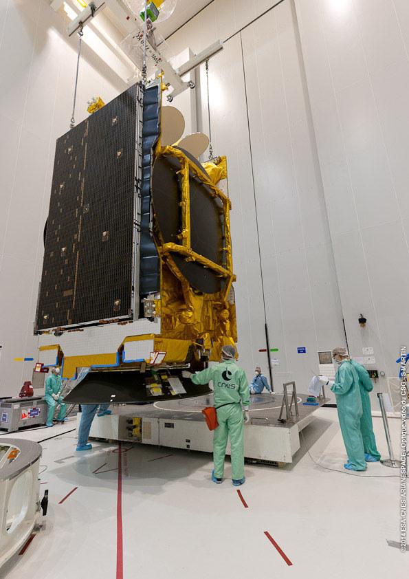 Satelita ASTRA 5B /materiały prasowe