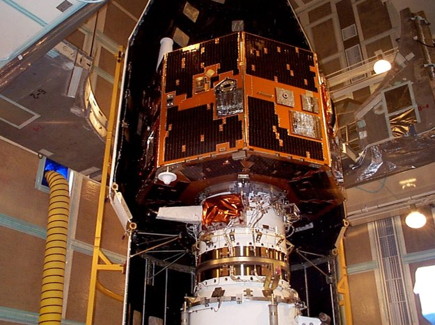 Satelita IMAGE w 2000 roku (fot. Wikimedia) /&nbsp