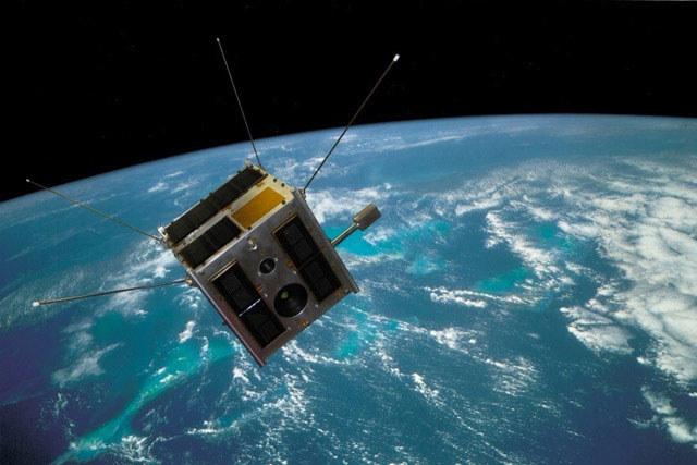 Satelita Lem 1000 razy okrążył już Ziemię /materiały prasowe