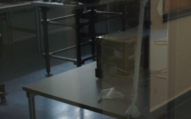 Satelita LEM gotowy do wyniesienia w kosmos. Nie można było wykonać zdjęcia z bliska - wszystko dla bezpieczeństwa /INTERIA.PL