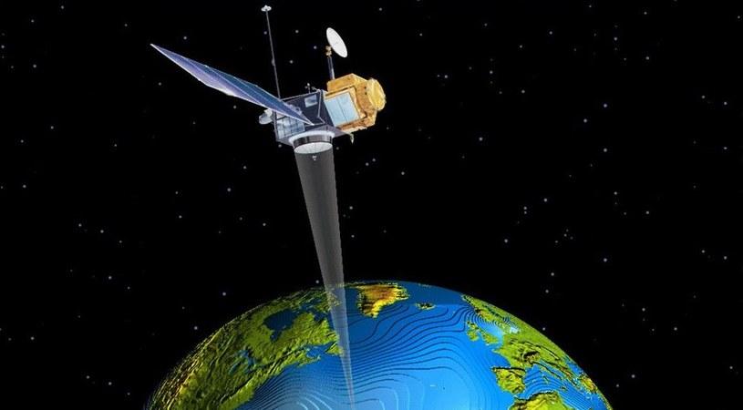 Satelita TOPEX/Poseidon /NASA