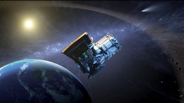 Satelita WISE wraca do akcji /NASA