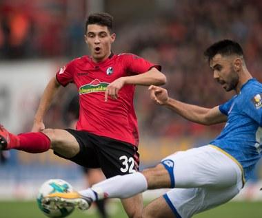 SC Freiburg - FSV Mainz 2-1. Bartosz Kapustka zmieniony w przerwie