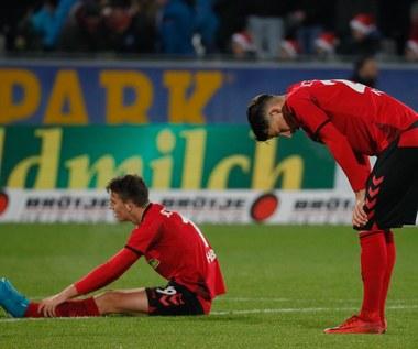 SC Freiburg - HSV Hamburg 0-0. Gdzie się podziewa Bartek Kapustka?