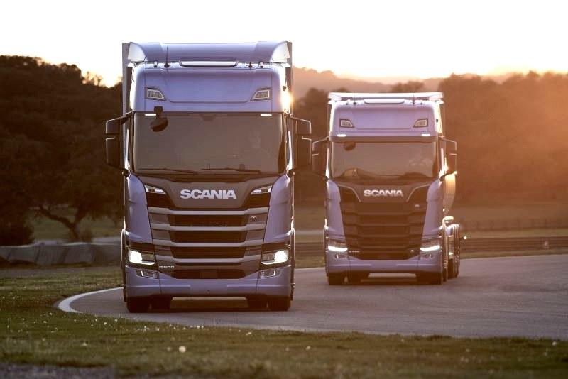 Scania serii R /