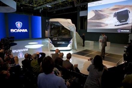 Scania touring /