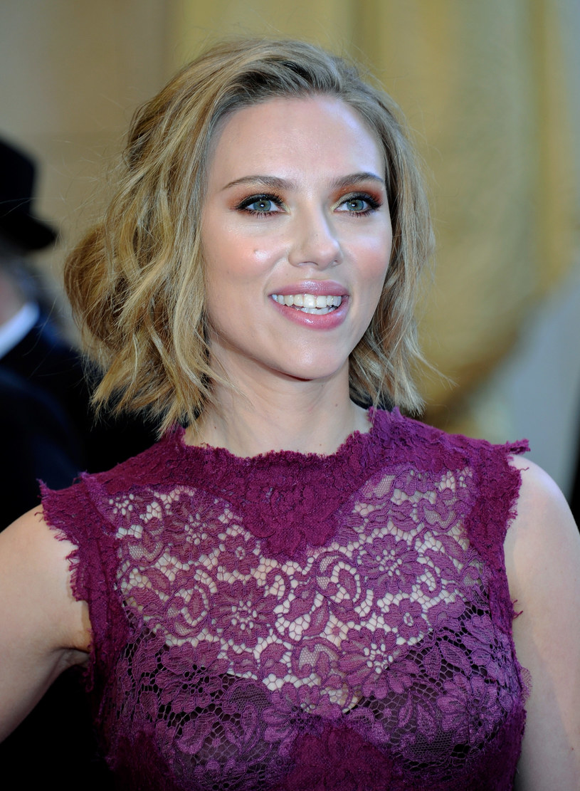 Scarlett Johansson   /Getty Images/Flash Press Media