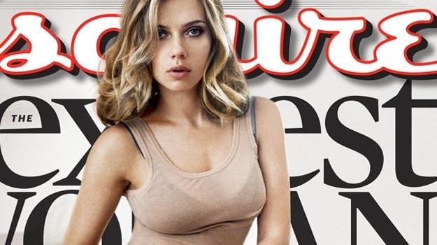 Scarlett Johansson powtórzyła swój wyczyn z 2005 roku. /materiały prasowe
