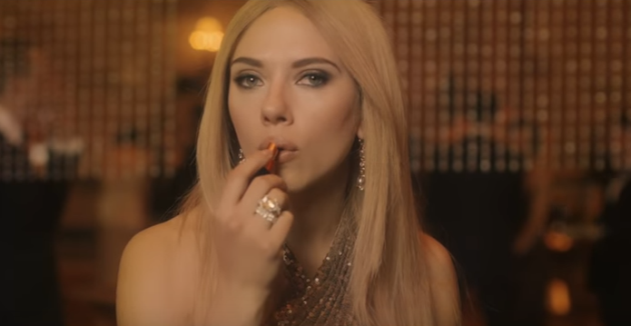 Scarlett Johansson /Internet