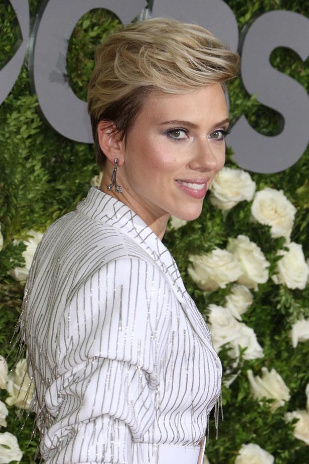 Scarlett Johansson /East News