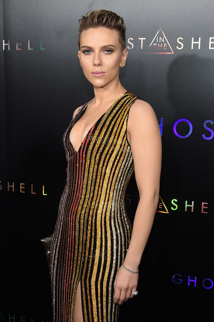 Scarlett Johansson /Jamie McCarthy /Getty Images