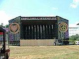 Scena Przystanku Woodstock /WOŚP