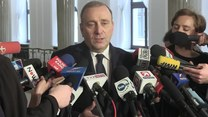 Schetyna (PO) o Kijowskim i jego fakturach (TV Interia)