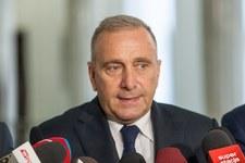 Schetyna: Polityka rządu nie może być zaakceptowana przez KE