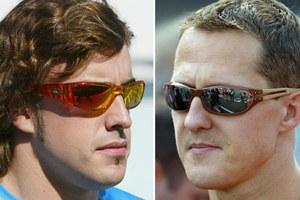 Schumacher czy Alonso?